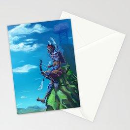 Single Tribe Stationery Cards