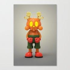 Halloween Kranyus Canvas Print