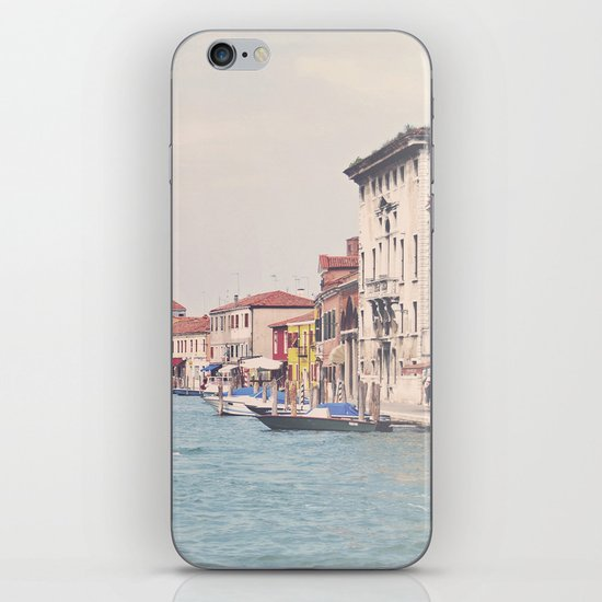 The canal iPhone & iPod Skin