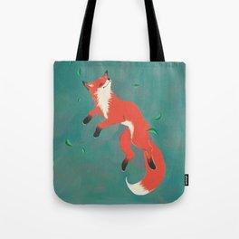 Sly Fox Tote Bag