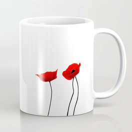 Simply poppies Coffee Mug