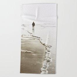Dreamy Beach Beach Towel