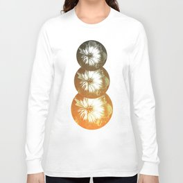 rusty circles Long Sleeve T-shirt