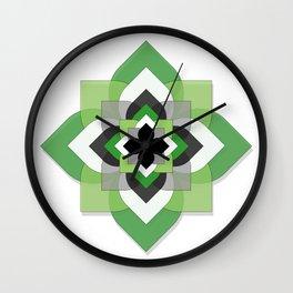 Aro Flower Wall Clock
