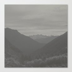 Alpine II Canvas Print