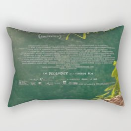 Call Me By Your Name Movie Poster Rectangular Pillow
