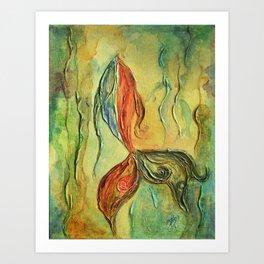 Whimsies 2 Art Print