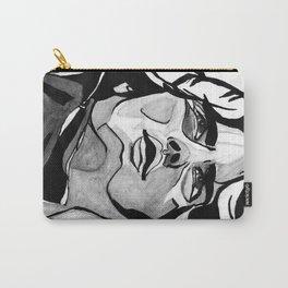 Mann Portrait  Carry-All Pouch