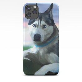 I Love Husky (Gohan the Husky) iPhone Case