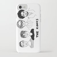 cactei iPhone & iPod Cases featuring Naïve by ☿ cactei ☿