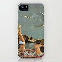 Serenade to Saturn iPhone Case
