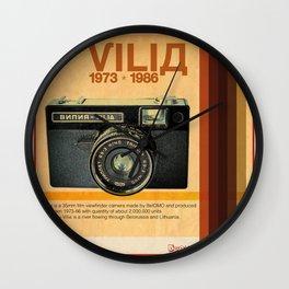Vilia Wall Clock