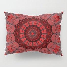 Gothic Spider Web Pillow Sham