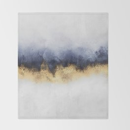 Sky Throw Blanket
