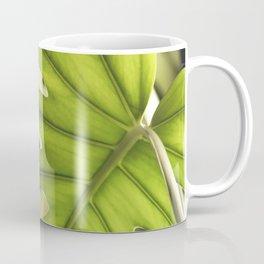Monstera Layers Coffee Mug
