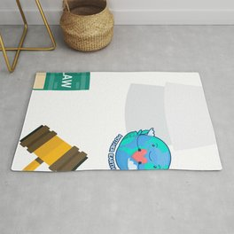 Earth Day for Lawyers Rug