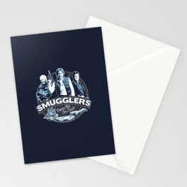 Smugglers Three Stationery Cards