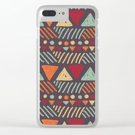 May be Mexico Clear iPhone Case