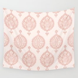Edana Medallion in Pink Wall Tapestry