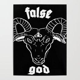 False God Poster