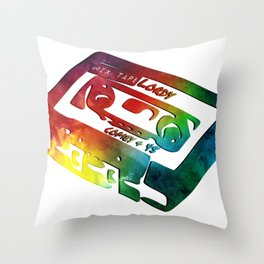 Lordy Throw Pillow