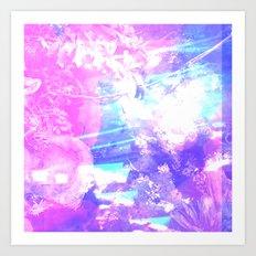 Jungle Jem Art Print