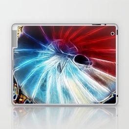 Electric Flower Laptop & iPad Skin
