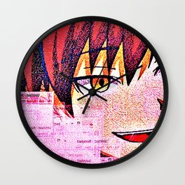 Karma Wall Clock