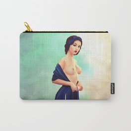 Sexy Snow White Carry-All Pouch