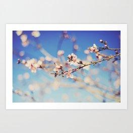 Early Spring. Art Print