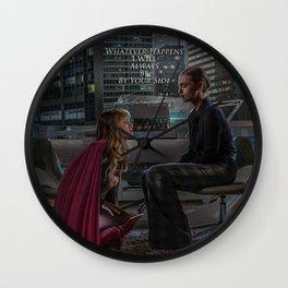 suepercorp 100 Wall Clock