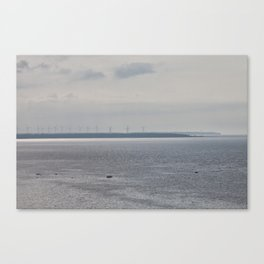 Pakri WindFarm Canvas Print