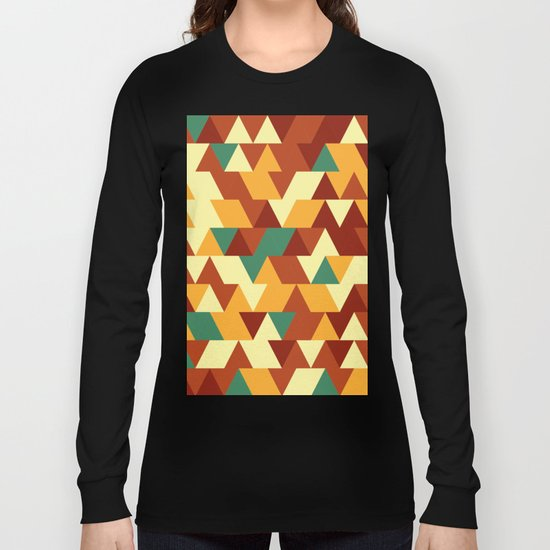 Egyptian view Long Sleeve T-shirt
