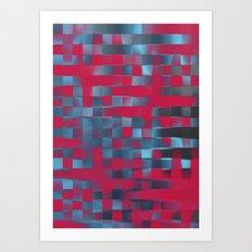 Abstract 599 Art Print