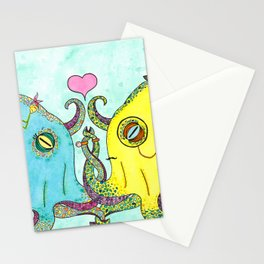 Octopus Wedding Stationery Cards