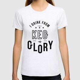 Keg of Glory T-shirt