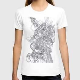 The Anatomy of Thought 1 T-shirt