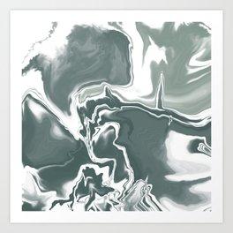 Ink #3 Art Print
