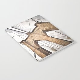 Brooklyn Bridge I Notebook