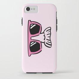 Too Cool (magenta) iPhone Case