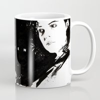 alien Mugs featuring Alien by jgart