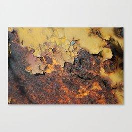 A Rusty Affair 2 Canvas Print