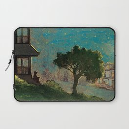 The Story of E.B. White Laptop Sleeve
