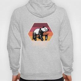 Panda T-Shirt Hoody