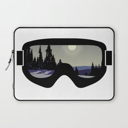 Morning Goggles Laptop Sleeve