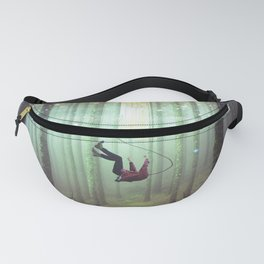 You Can (Not) Escape Reality Fanny Pack