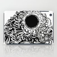 ying yang iPad Cases featuring Ying-Yang by Carina Maitch