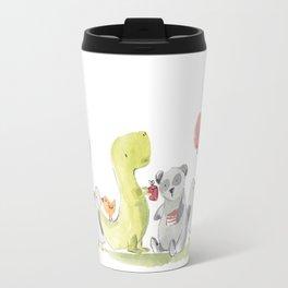 Dinosaur Party Travel Mug