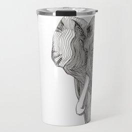 Loxodonta Africana Travel Mug