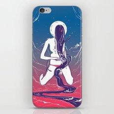 She's a River iPhone & iPod Skin